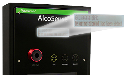 Alcosense Soberpoint 3 Breathalyser - highly accurate readings