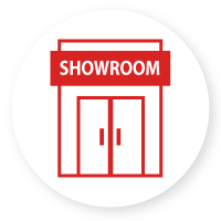 BShop delivery showroom